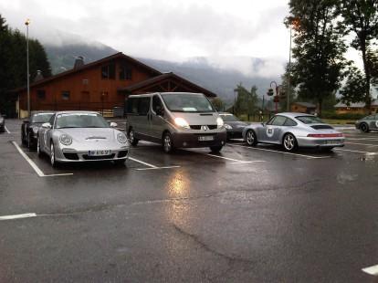 The Porsche Owners - Savoie Cup 2011