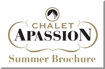 Chalet APASSION - Summer Button