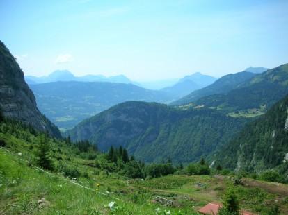 Valley du Latay - Samoens, France