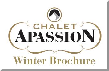 Chalet APASSION - Winter Button