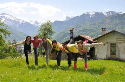 Yoga Retreat In Samoëns - French Alps